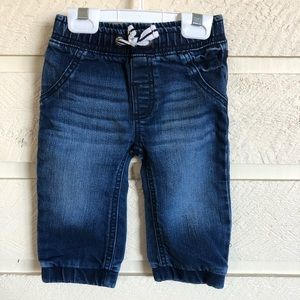Oshkosh Baby B'gosh 👖 Jeans Soft Stretchy EUC 12M